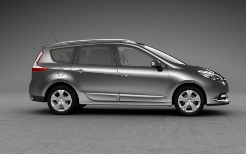 Renault Gd Scenic Lounge