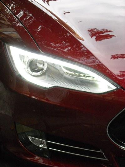 TESLA Model S Paris Septembre 2013 (61)