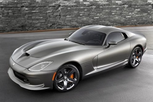 2014 SRT 2014 SRT Viper GTS Anodized Carbon Special Edition 1