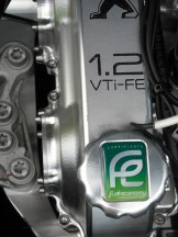 Capot moteur 208 HYbrid FE (1)