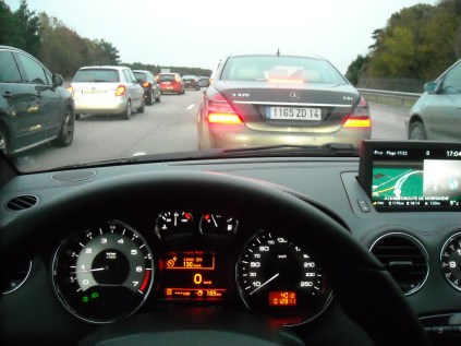 Conduite Peugeot RCZ (1)