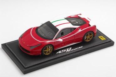 F458 Italia is dedicated to Niki Lauda 1-18eme