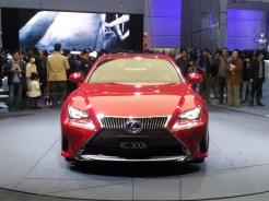 Lexus RC Coupé (2)