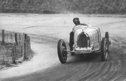 Meo Constantini au GP de France 1925 à Montlhery