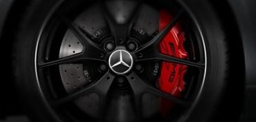 Mercedes Benz SLS AMG Final Edition Roue et frein