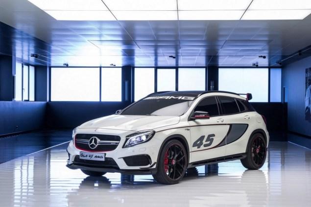 Mercedes GLA 45 AMG Concept-car (15)