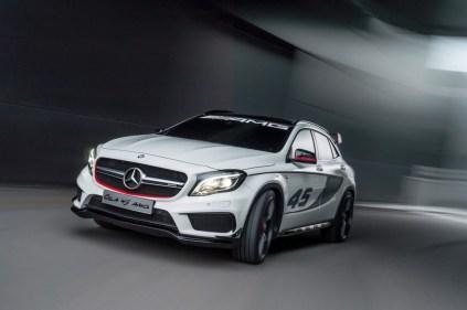 Mercedes GLA 45 AMG Concept-car (9)