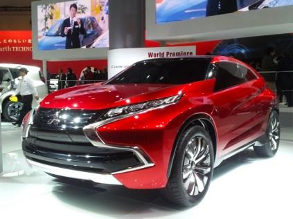Mitsubishi Concept XR (1)