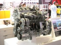 Moteur V6 Mégane Trophy