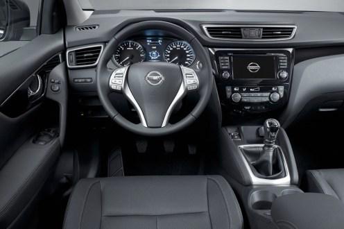 Nissan Qashqai 2014 Interieur1