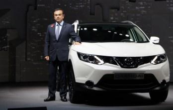Nissan Qashqai 2014 Launch1