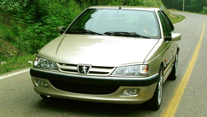 Peugeot Iran