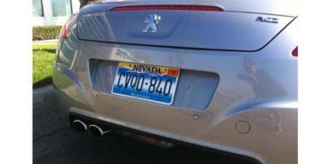 Peugeot RCZ dans les Experts Las Vegas (2)