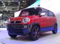 Suzuki Hustler Coupe Concept