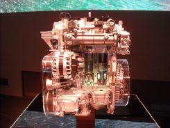 moteur Clio Iv RS EDC