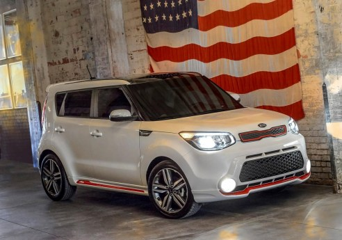 Kia Soul Red Zone Edition