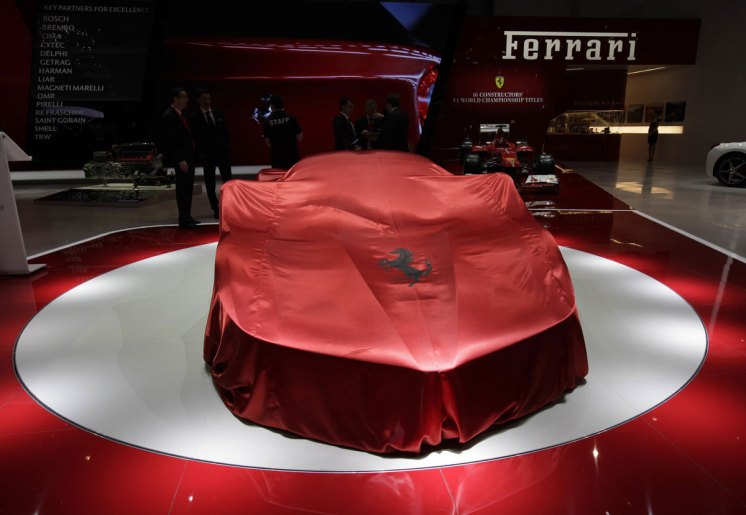 The New Supercar From Maranello - LaFerrari