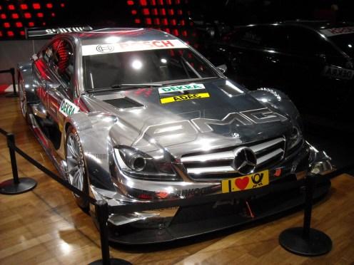 Mercedes Classe C DTM (2)
