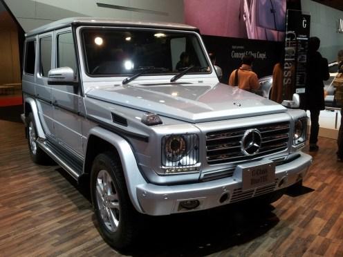 Mercedes Classe G 350 BlueTEC