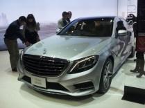 Mercedes Classe S Hybrid