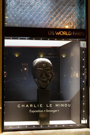 DS World Paris Charlie Le Mindu