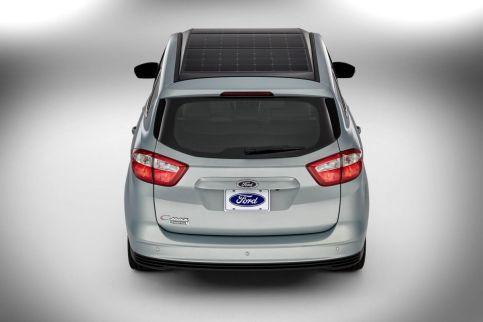 Ford C-Max Solar Energi (3)