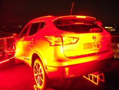 Nissan Qashqai Rooftopping (16)