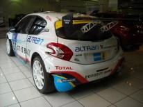 Peugeot 208 SP2T 24 H Nürburgring 2013 (8)
