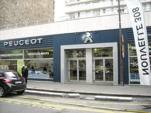 Peugeot Darl' Mat Grenelle Paris 15 (1)
