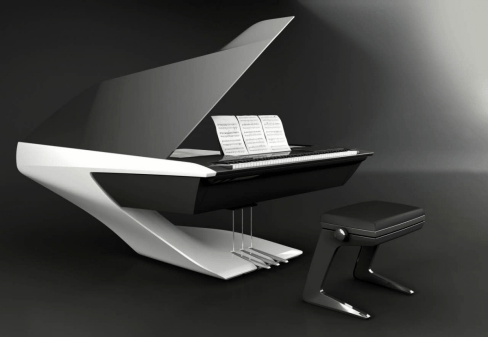 Peugeot Design Lab Piano Pleyel
