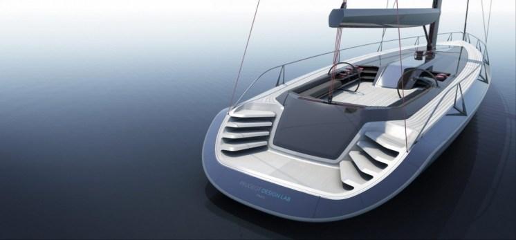 Peugeot Design Lab Yacht