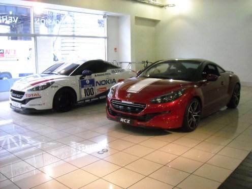 RCZ Peugeot Grenelle (2)