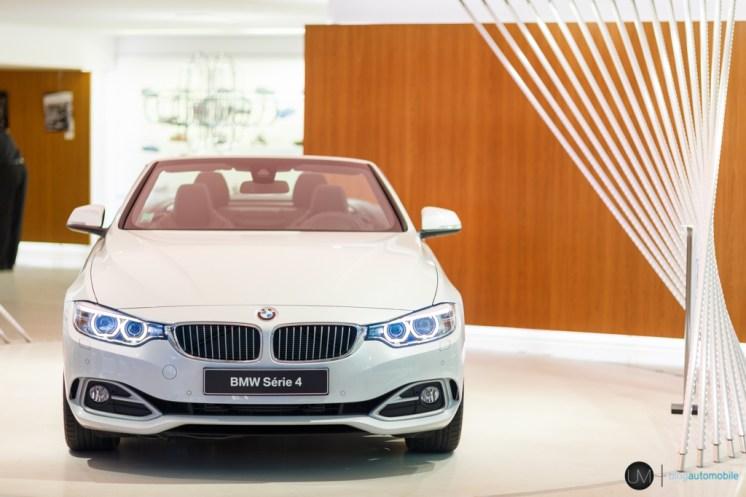Série 4 Cabriolet Closed Room BMW