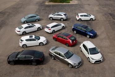 Toyota Hybrides - 1