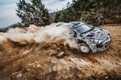 i20 WRC October Gravel Test 3
