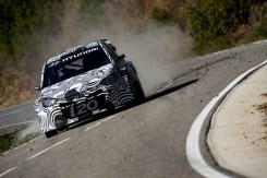 i20 WRC October Tarmac Test 4