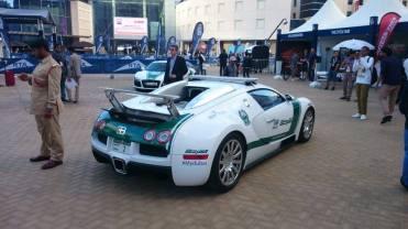 Bugatti Veyron Police Dubaï