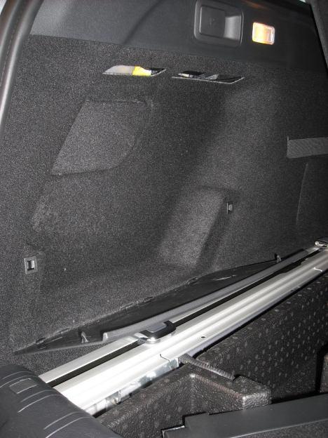 Détails coffre Peugeot 308 SW (1)