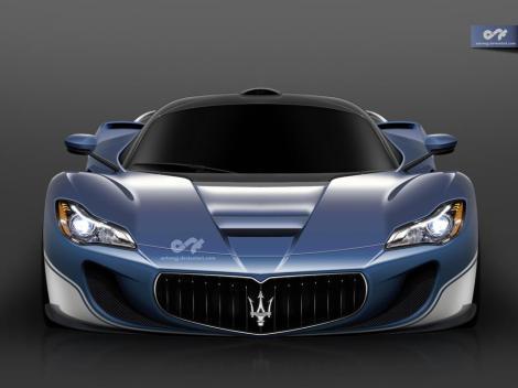 Maserati MC22 Gjorsev