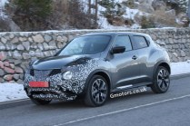 Nissan Juke Spyshots restylé 2014 (4)
