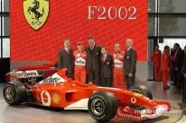 Ross Brawn Ferrari 2002