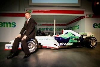 Ross Brawn Honda Racing F1