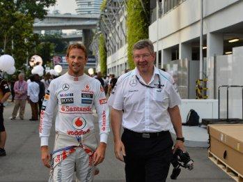 Ross Brawn mercedes GP