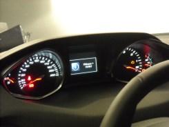 Tableau de bord Peugeot 308 (1)