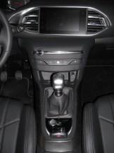 Tableau de bord Peugeot 308 (4)