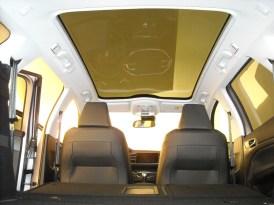 Toit vitré Panoramique 308 SW Peugeot