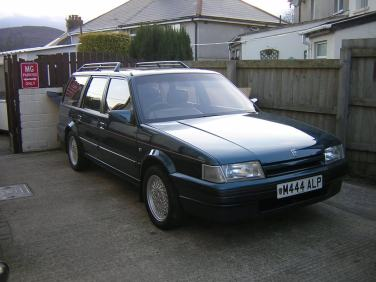 Austin-Montego estate