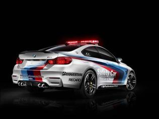 BMW M4 Safety car Moto GP