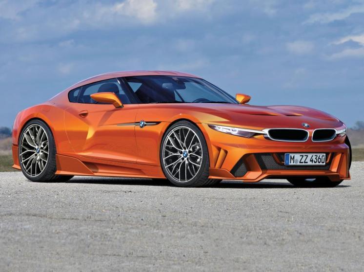 BMW-Z4-rendu