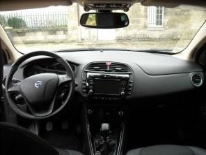 Lancia Delta Intérieur (2)